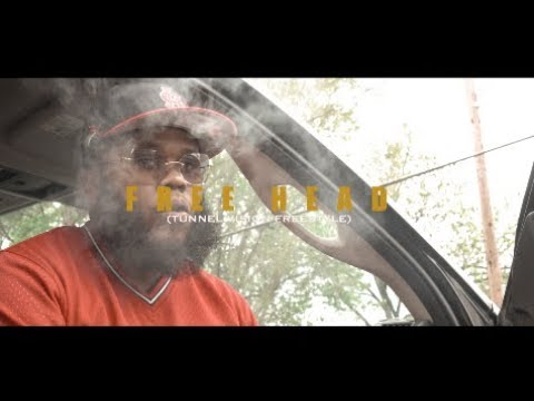 ATTIE EXTRA GRAM-FREE HEAD(TUNNEL VISION FREESTYLE)MUSIC VIDEO