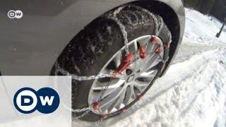Sicher durch den Winter mit Schneeketten | Motor mobil