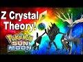 Z Crystals and Mega Stones? [Pokemon Sun and Moon Theory]   GatorEX