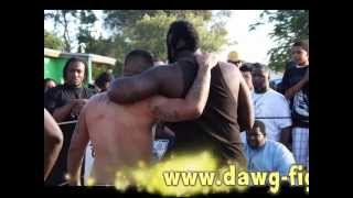 dawg fight trailer