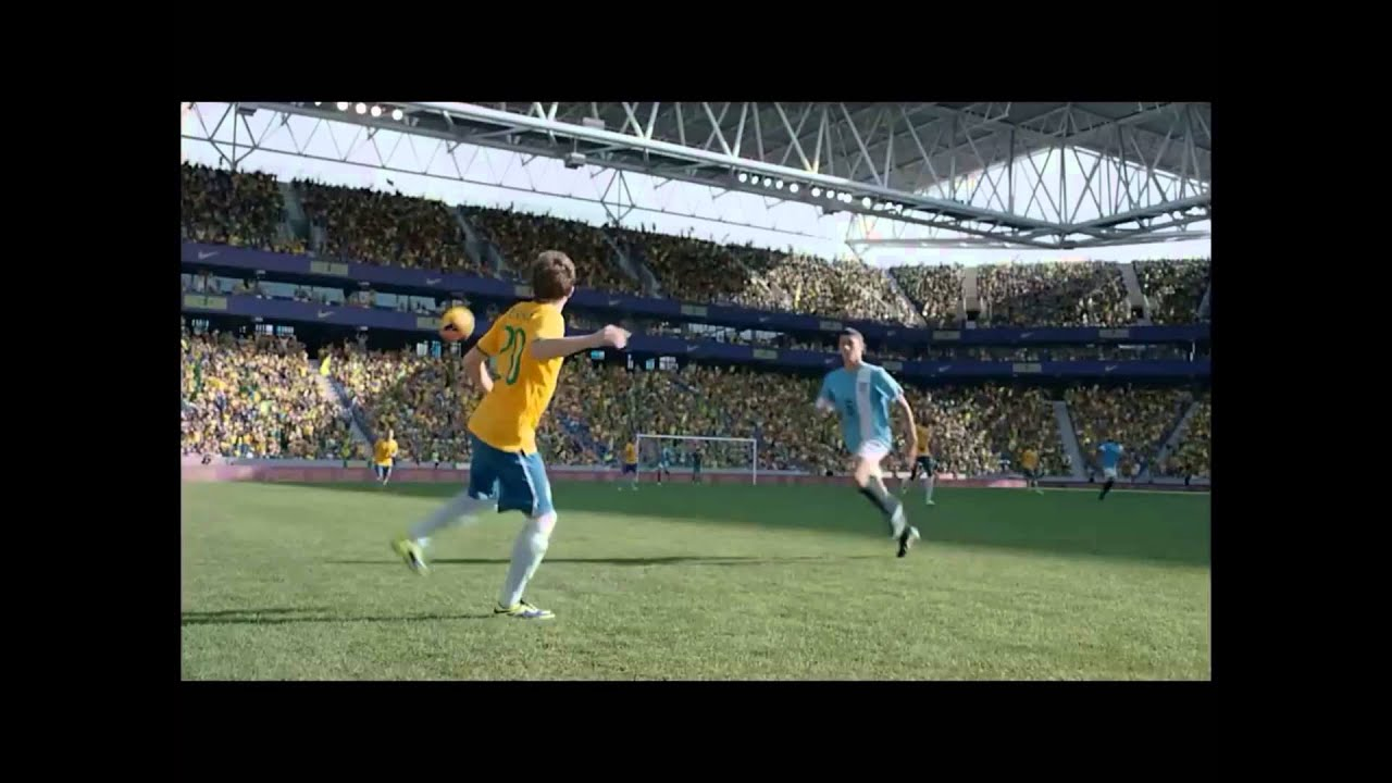 Nike Commercial World Cup 2014 - YouTube