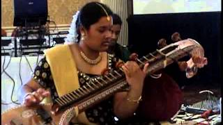 Mudhal Mazhai and Unnakul Naane Veena Cover- Veena Priyah Ratna