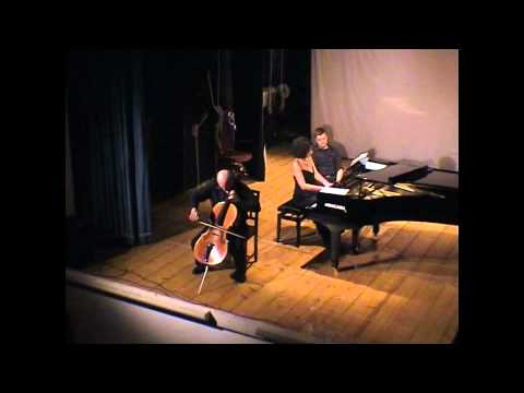 Tchaikovsky Nocturne for cello and piano