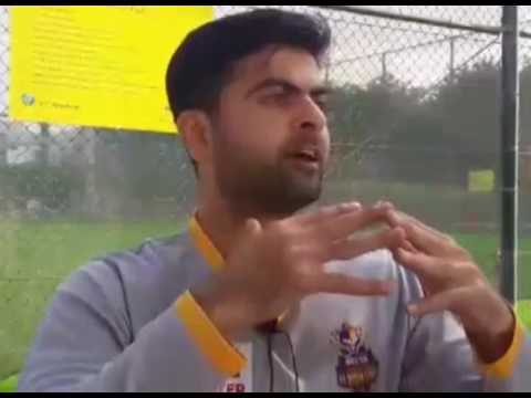 Ahmed Shehzad Talks About His Comeback