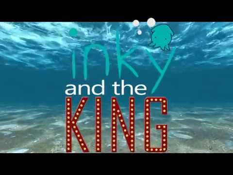 """Inky and the King"" Book Trailer!"