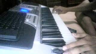 Keyboard Techno T9800i Demo Style KARO sampling by Rizki Fajar