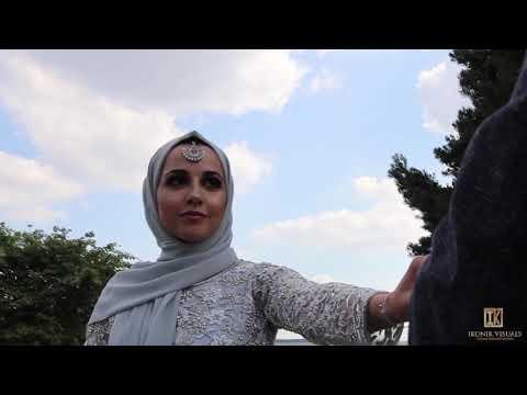 Shahram Ali Arshad And Shara Hasan Engagement