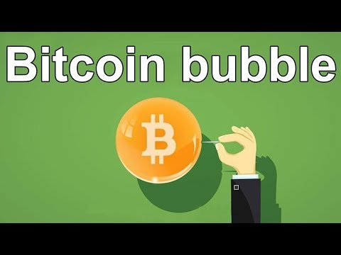 The #Bitcoin Bubble || Rabii Kessis