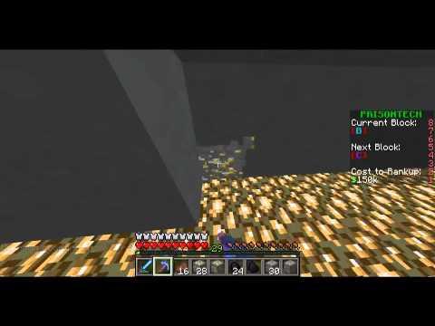 Minecraft prison server