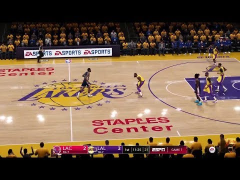 NBA LIVE 19 CLIPPERS Vs LAKERS & NETS Vs WARRIORS 2020 LIVE STREAM