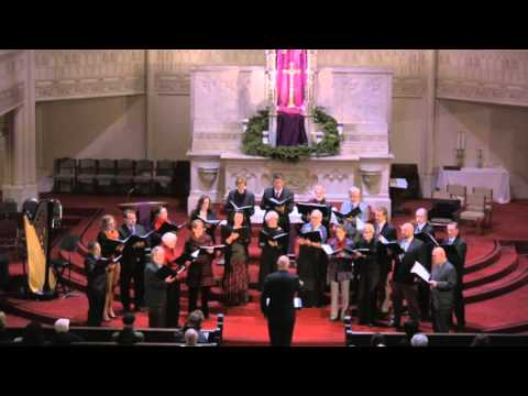 Sanford Dole St. Gregory of Nyssa Episcopal Church - Christmas motets