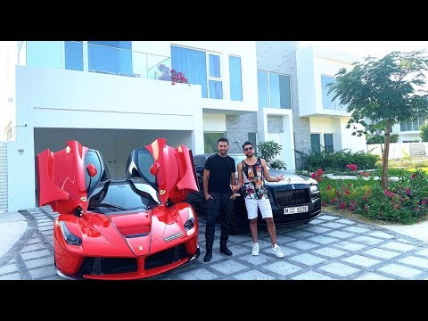 Milliardär in Dubai besucht ⎮ Saygin Yalcin, Jason Derulo, Mo Vlogs ⎮ Younes Jones