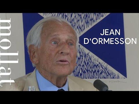 Jean d'Ormesson - Comme un chant d'espérance