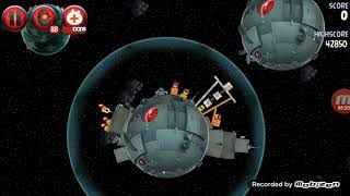 Angry Birds : Star Wars 2 - Naboo Invasion - Pork side (part 3)