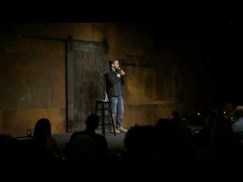 Blain Hill - Mark Ridley's Comedy Castle
