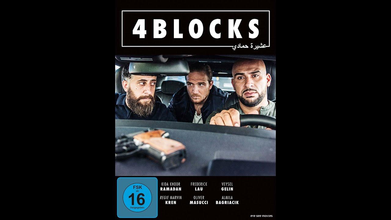 4 Blocks Staffel 1 Official Trailer Deutsch Youtube