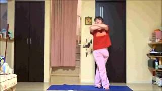 2016/1/30にサタデープラスで紹介されたツンツン体操のやり方です。