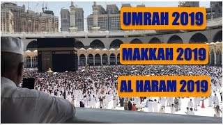1st january 2019 Khana Kaba || UMRAH 2019||Makkah || By Hafiz Kashif Mahmood
