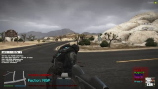 FiveM Zombie Survival Roleplay - Aliens Invading San Andreas!