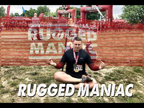RUGGED MANIAC Obstacle Race - Toronto (2018)