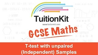 t-Test with Unpaired (Independent) Samples