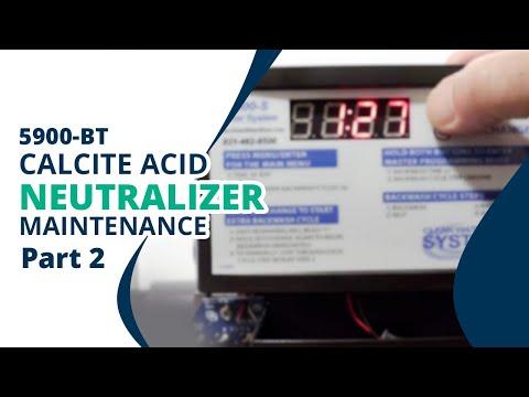 5900-BT Calcite Acid Neutralizer Maintenance Part 2