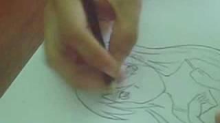 How to draw anime (sexy anime)
