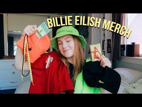 Billie Eilish Merch Collection (HUGE) Mp3