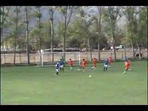 Fútbol masculino: UNIACC vs U. Los Andes