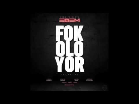 Edem – Fokoloyor ft. John Dumelo, Joselyn Dumas, Shatta Wale & Moesha Boduong (Audio Slide)