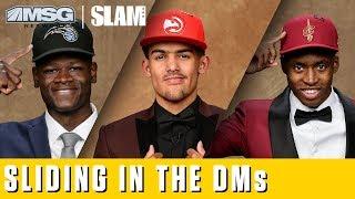 Video Sliding In The DMs | Trae Young, Mo Bamba, NBA Draft Class 2018 download MP3, 3GP, MP4, WEBM, AVI, FLV Juni 2018