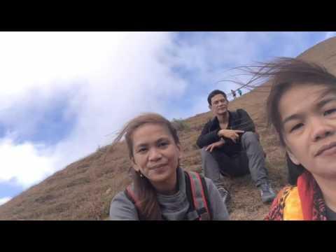 MOUNT ULAP - Ampucao, Itogon Benguet - Lising Family