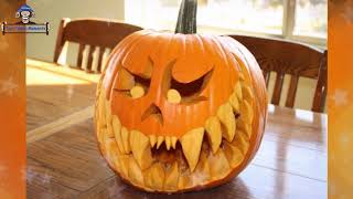Most Epic Halloween Pumpkin Carving Ideas EVER - Top Funny Moments