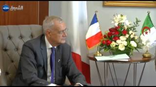الشركات الفرنسية ستحصل على حصة من مشاريع مصانع الفوسفات ومركبات الحديد والصلب