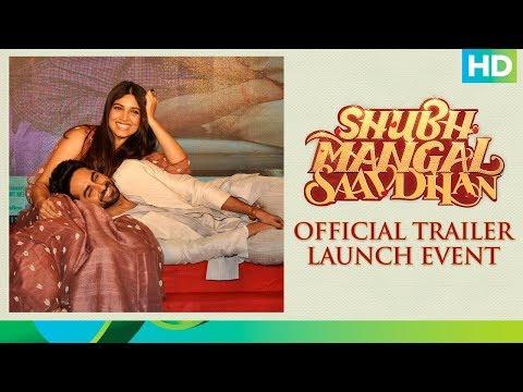 Shubh Mangal Saavdhan | Official Trailer...