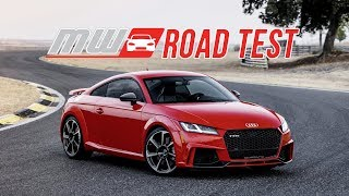 2018 Audi TT RS | Road Test