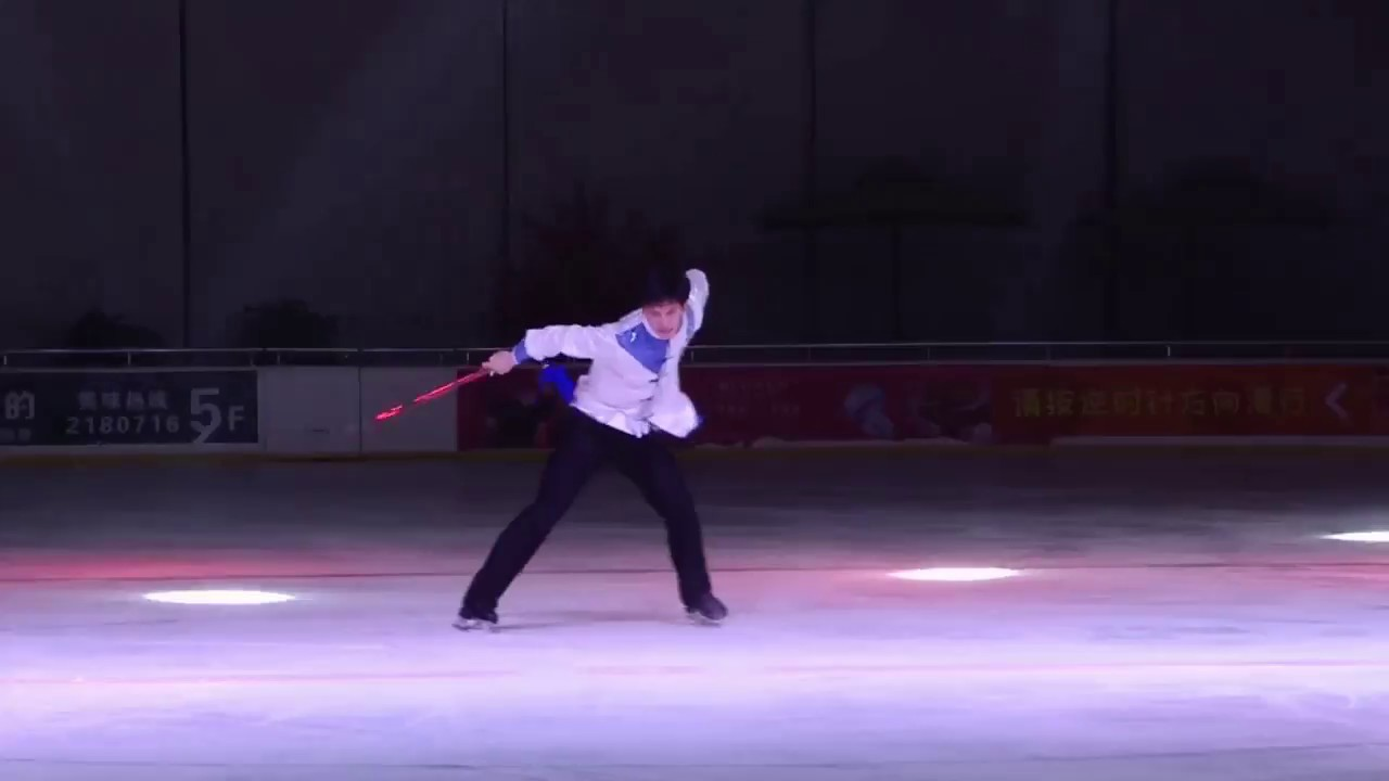 What is Worth Fighting For - Sword Dance On Ice - Patton Chen