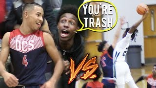 "Julian Newman VS 5 STAR CJ WALKER!! CROWD TALKING SH#T ""OVERRATED CHANTS"""