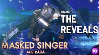 Dragon Unmasked The Masked Singer Australia YouTube