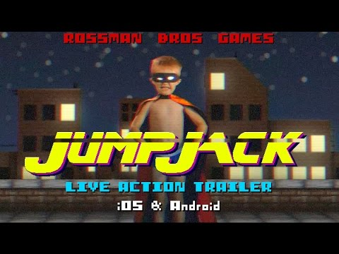 Jump Jack LIVE ACTION TRAILER IOS And Android