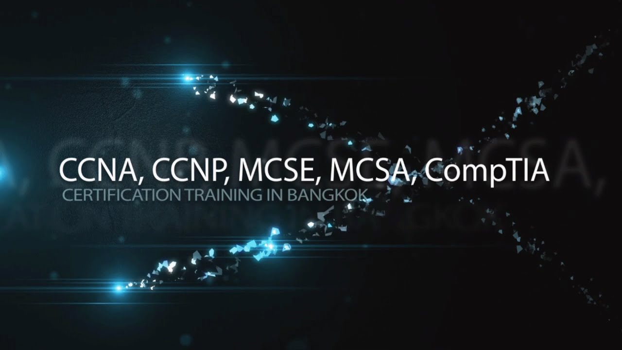 It Track Ccna Boot Camp Review Training In Bangkok Thailand Youtube