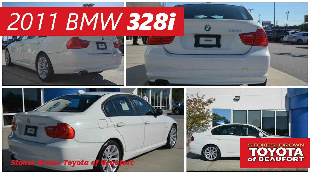 2011 BMW 328I At Stokes Brown Toyota Beaufort W/ Terri Blydenburgh