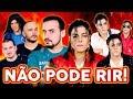 NÃO PODE RIR! - com MICHAEL JACKSON ft. Rodrigo Teaser