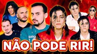 Baixar NÃO PODE RIR! - com MICHAEL JACKSON ft. Rodrigo Teaser