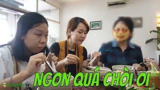 Ăn phở Vĩnh Long Việt Kiều tấm tắc khen ngon