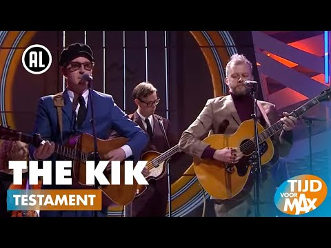 The Kik - Testament (Boudewijn de Groot) | TIJD VOOR MAX