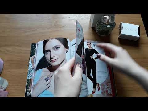 Мастер-класс по новинкам 3 каталога Avon / новый аромат