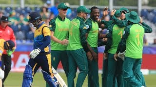 ডু অর ডাই ম্যাচ! | দক্ষিণ আফ্রিকার মুখোমুখি শ্রীলঙ্কা | বিশ্বকাপে সময় | SA vs SL CWC 2019 | Somoy TV