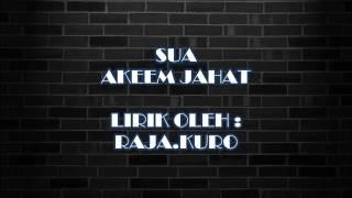 Akeem Jahat - $UA Lyric