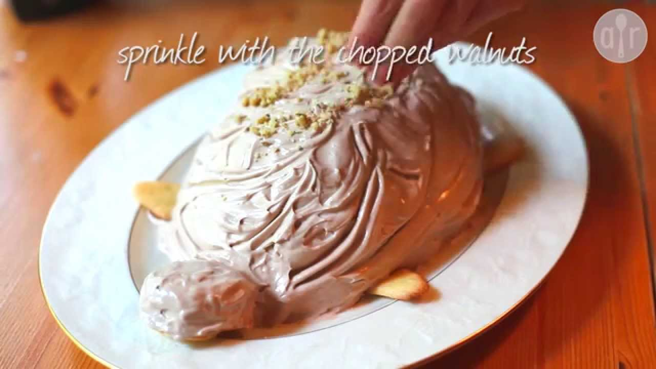 Tortoise cake Recipe step by step at home 99